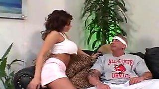 Ava Devine  Big boobs volleyballers 2