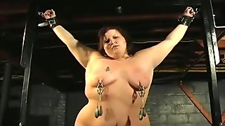 Dirty frightened slut