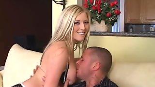 Horny Wifey Bangs New Friend