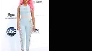 Nicki Minaj's Feet And Sole. black ebony cumshots ebony swallow interracial african ghetto bbc