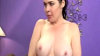Victoria Gets Her Hairy Pussy Pounded Deep