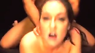 Brittany Shae endures BDSM sex