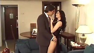 Jessica Fiorentino hotel room