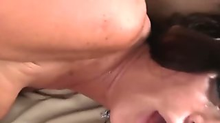 Horny Stepmom is fucking roughly by her son
