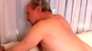 Granddad Shows His LOVE For His Young Granddaughter