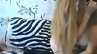 Dazzling Sister Fucking Each Other Pussy