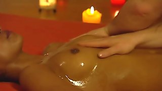 Massage Designed For Her Pussy