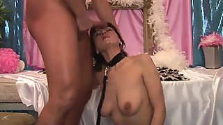 her first pussy fisting lesson