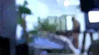 Amatuer sex tape by hood couple 1fuckdatecom