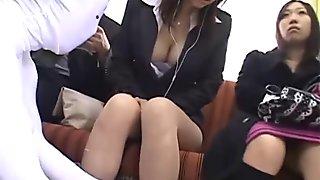 Asian cock riding